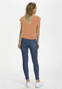 Saint Tropez - Basic T-shirt - terra cotta - 3
