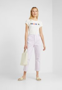 J.CREW - Jeans Skinny Fit - misty orchid - 1