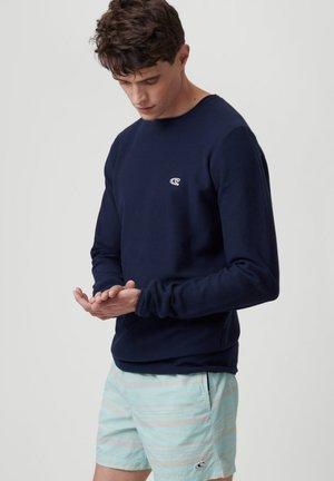 JACK - Stickad tröja - ink blue