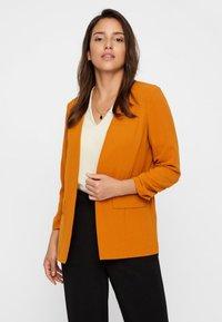 Vero Moda - Blazer - sudan brown - 0