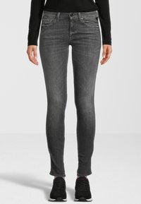 Replay - NEW LUZ - Jeans Skinny Fit - grey - 0