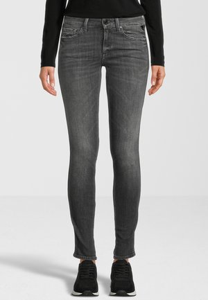 NEW LUZ - Jeans Skinny Fit - grey