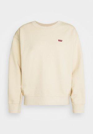 STANDARD CREW - Sweatshirt - honey peach