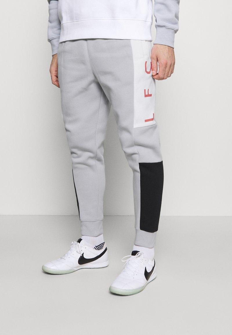 Nike Performance - LIVERPOOL FC AIR  - Klubtrøjer - wolf grey/white/black/laser crimson