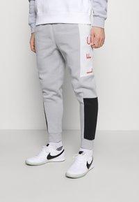 Nike Performance - LIVERPOOL FC AIR  - Club wear - wolf grey/white/black/laser crimson - 0
