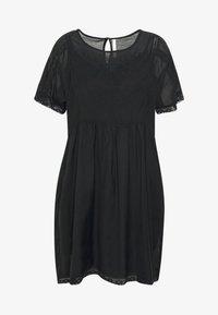 MILENA - Vestito estivo - black