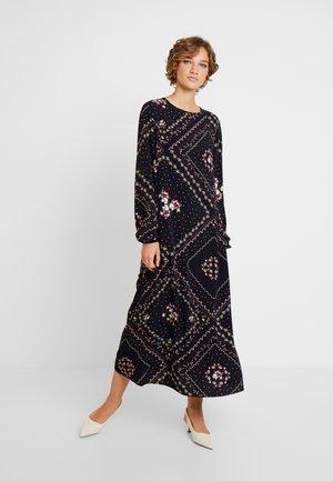 VESTIDO BALI - Day dress - black