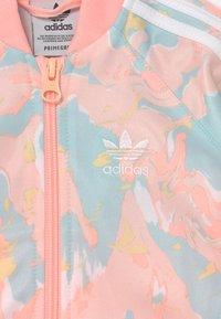 adidas Originals - SET - Verryttelytakki - pink tint/multicolor/haze coral - 3