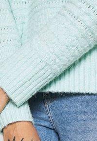 Vero Moda - VMELAINA PATTERN - Pullover - icy morn - 5