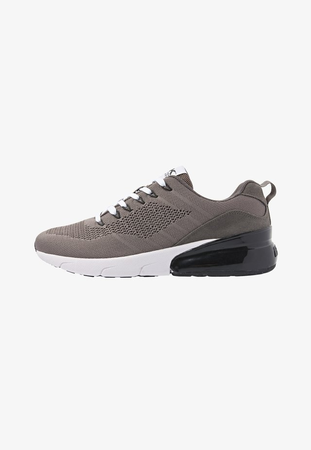 TURON - Sneakers laag - grey/black