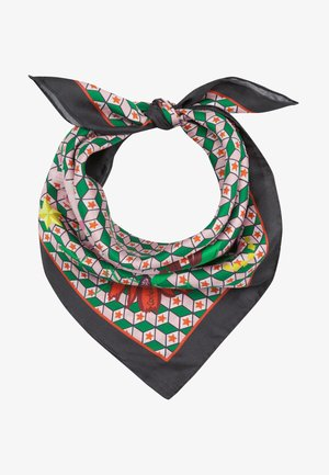 MIXED PATTERN - Foulard - grã¼n