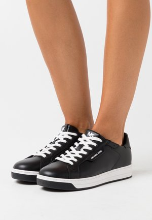 KEATING LACE UP - Sneakers laag - black