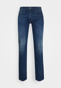 Replay - ANBASS - Jeans straight leg - blue - 5