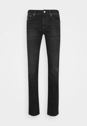 SCANTON SLIM - Slim fit jeans - black