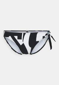 Esprit - LIDO BEACH MINI BRIEF - Bikini bottoms - black - 0