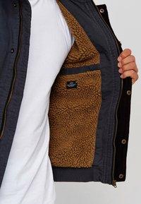 INDICODE JEANS - Winter jacket - dk grey - 4