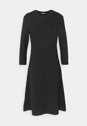 FAGI - Žerzejové šaty - black