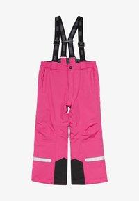 LEGO Wear - Snow pants - dark pink - 5