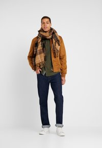 INDICODE JEANS - FORT WAYNE - Giacca in similpelle - camel - 1