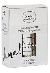 Le Mini Macaron - SHINE TOPCOAT - Nail polish (top coat) - transparent - 1