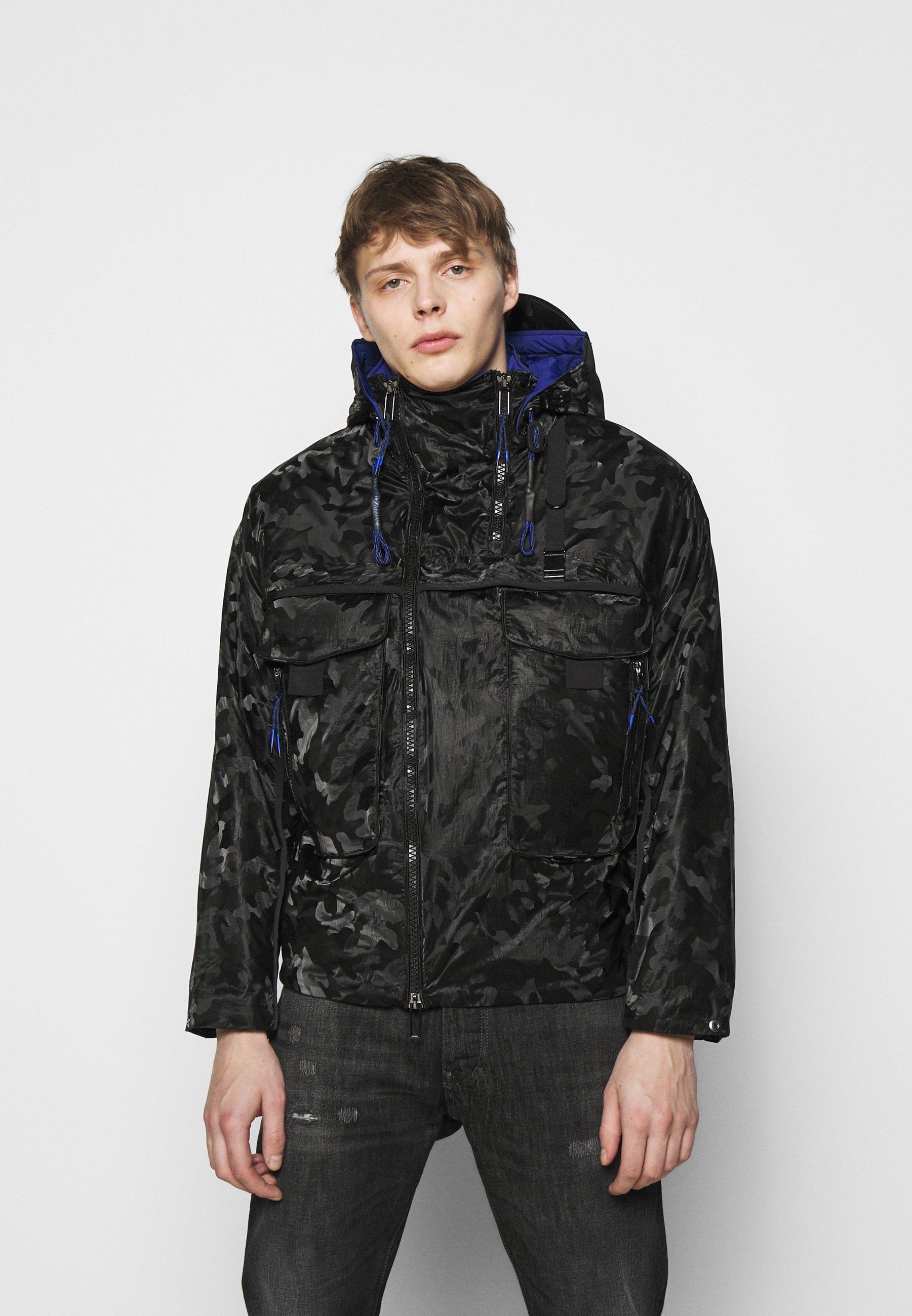 Men BLOUSON JACKET - Light jacket
