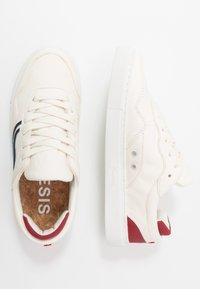 Genesis - SOLEY UNISEX  - Sneakers basse - white/navy/wine - 1