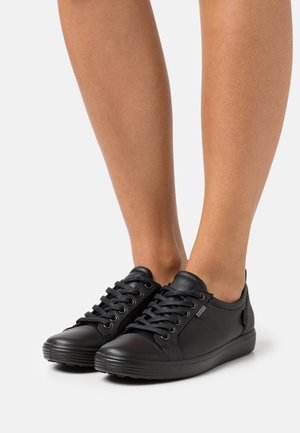 SOFT - Sneakers laag - black