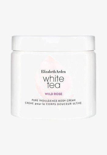 WHITE TEA WILD ROSE BODY CREAM - Moisturiser - -