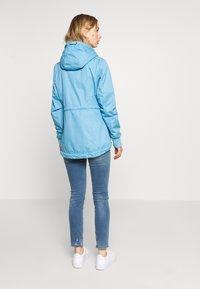 Ragwear - DANKA - Short coat - blue - 2