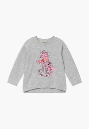 KID - Sweater - silver melange
