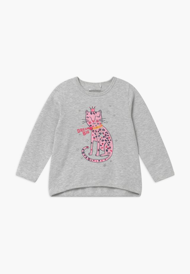 KID - Sweater - silver melange