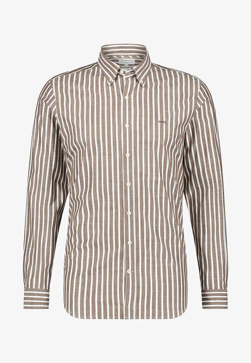 McGregor - Shirt - turtle brown