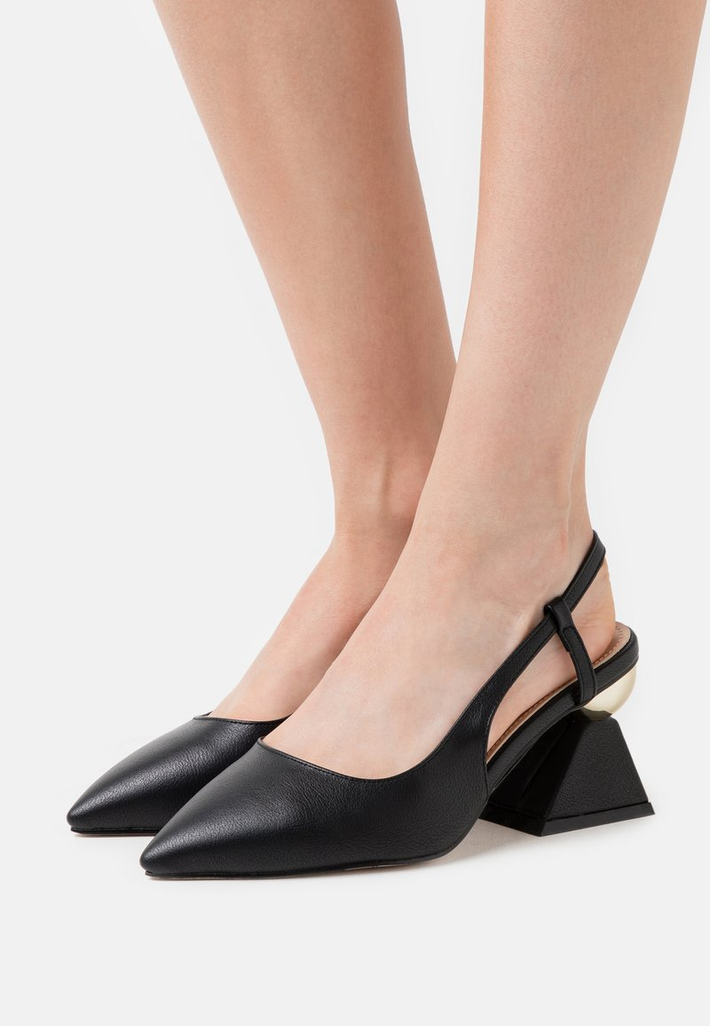 RAID Wide Fit - WIDE FIT JASMINE - Klassiske pumps - black