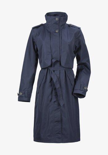 LOVA COAT - Trenchcoat - dark blue