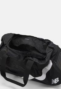 New Balance - UNISEX - Sac de sport - black/white - 2