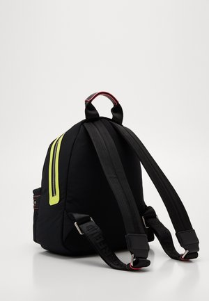 IKONIK NEON BACKPACK - Rygsække - black