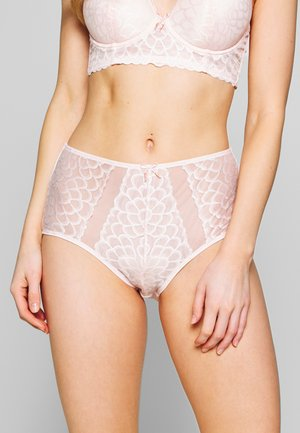HIGHWAIST BRIEF - Briefs - powder