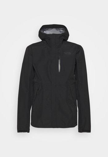 DRYZZLE FUTURELIGHT JACKET - Hardshellová bunda - black