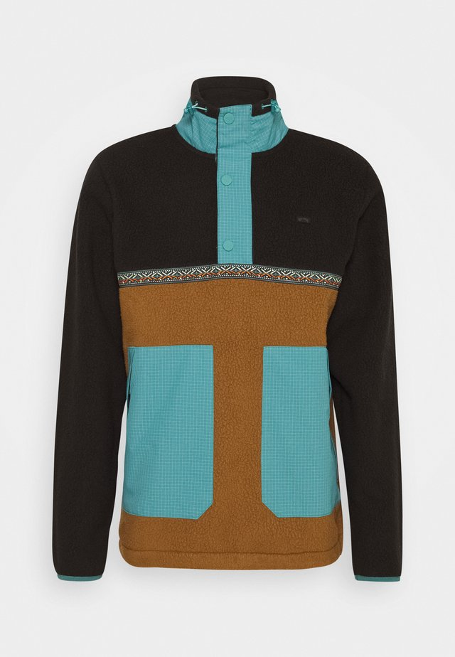 ARCH QUARTER - Fleece trui - spray blue