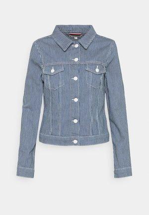 SLIM JACKET  - Denim jacket - sus