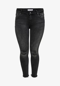 ONLY Carmakoma - Jeans Skinny Fit - black denim - 5