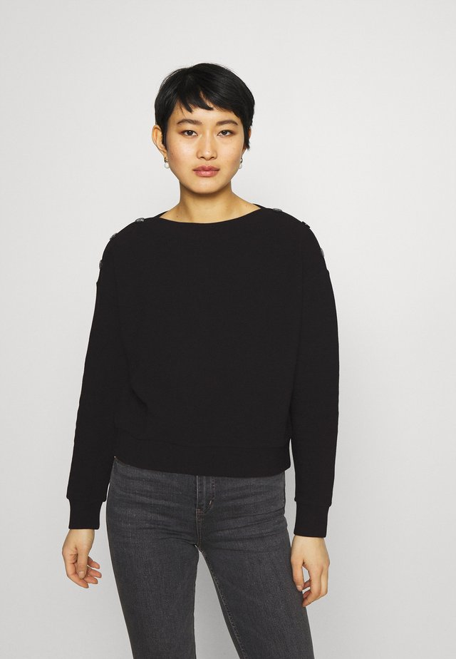 GELLA - Sweter - black