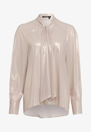 Blouse - ivory varied