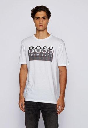 THADY  - Print T-shirt - natural