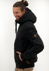 alife & kickin - DON - Winter jacket - moonless - 3