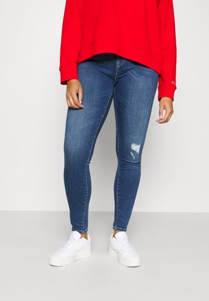 CARLAOLA LIFE - Skinny džíny - medium blue denim