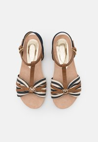 TOM TAILOR - Sandals - navy - 5