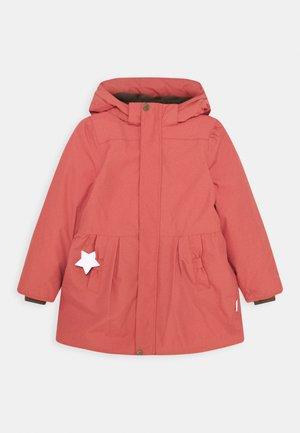 VIOLA - Winter jacket - dusty cedar rose