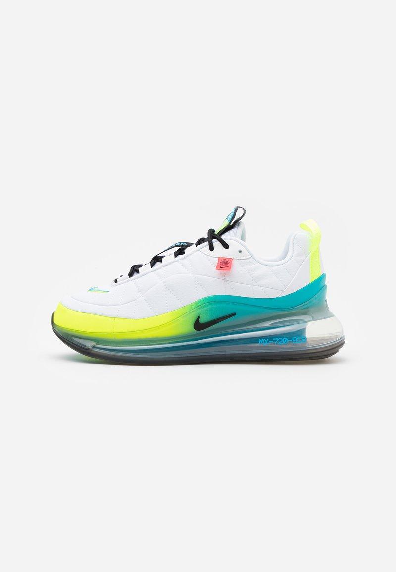 Nike Sportswear - MX-720-818 BG - Trainers - white/black/blue fury/volt