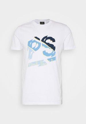 PS SHATTER - Print T-shirt - white